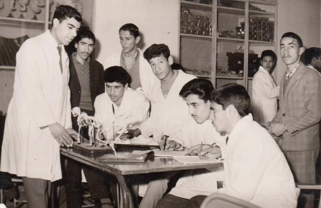 آقای هاشمی و کلاس زیست شناسی