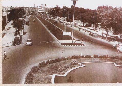 میدان باغ گلستان بطرف قونقه باشی 1340